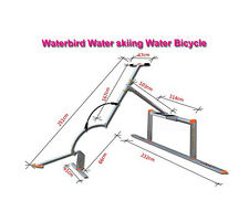 Water Skipper Water Bird Aquabike Sea Scooter Water Bicycle Water