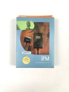 Griffin iFM - Radio and remote for iPod