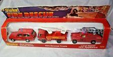 Dinky 304 Fire Rescue Gift Set, Mint in Original Box