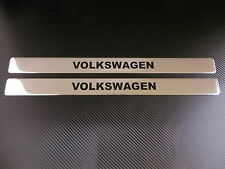 VOLKSWAGEN VW chrome door sills sill plate