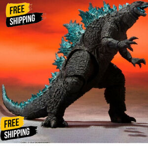 Godzilla Figure Toy Action Kong King New Vs Monster Toys Kids Monsters Neca Gift