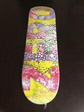 Zero Acid Test 2 Skateboard Deck Rare Nos
