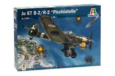 """Ju 87 B-2/R-2 Stuka """"Picchiatello"""" Kit ITALERI 1:48 IT2769"""