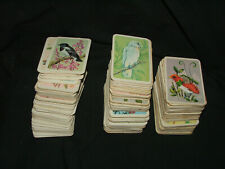Bulk Lot Tukerfields Tea Trading cards, Australiana Birds series (approx 300 ish