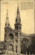 Charleville Eglise Paroissiale Kirche Frankreich alte Postkarte France ~1910/20
