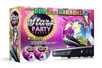 Lecteur DVD Karaoke neuf systeme Pro dans son emballage avec 2 Micro et 2 CD