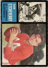 1962 Topps 139 Sam Etcheverry VG-EX #D305333
