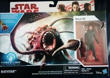 Star Wars Last Jedi Rathtar with Bala-tik Creature & Figure T 12