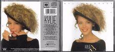 """CD 10 TITRES KYLIE MINOGUE """"KYLIE"""" DE 1988 FRANCE TBE"""