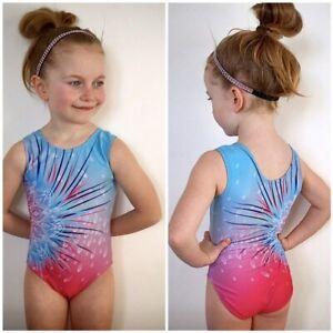 Mandela Girls Gymnastics Leotard