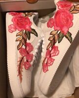 Air Force 1 Low Custom white w/ Pink Rose