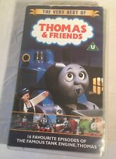 The Very Best of THOMAS & FRIENDS Vintage Video VHS Tape