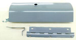 1957 chevy belair 210 150 wagon glove box door hinge & arm item #15