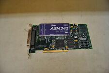 AudioScience ASI4342 Broadcast Multichannel XLR Balanced Audio Sound Card LPFM