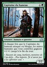 Capitaine du hameau  X4   U  LA LUNE HERMETIQUE