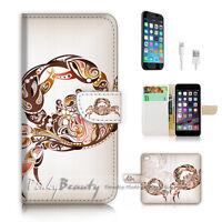 ( For iPhone 6 Plus / iPhone 6S Plus ) Case Cover P2303 Crab