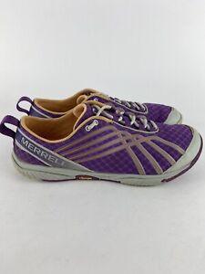 Merrell Road Glove Dash 2 Minimalist Barefoot Running Shoes Vibram Womens 10