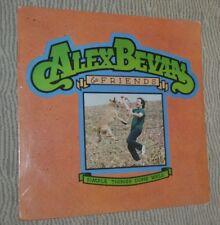 scellé acoustique folk LP ALEX Bevan Simple Things fait WELL 1981 Cleveland Ohio