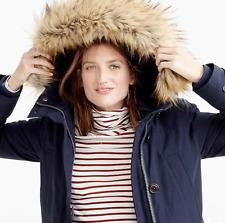 """$450 J Crew Nordic Down Parka; J Crew's """"Warmest Coat Ever""""; L"""