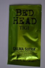 Sealed Bed Head Tigi Calma Sutra cleansing conditioner travel size 30ml sachet
