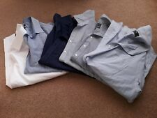 "Men's Long Sleeved Shirt Bundle of 6, Collar Size 18.5""  Good Quality"