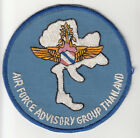 Wartime USAF Advisory Group Thailand Patch MAAG Insignia (868)