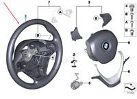 BMW 1 F20 Multi Volant Cuir 32306863342 6863342 2015 Neuf Original