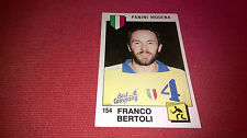 Leggende Sport Italiano Figurina Panini Supersport 89 n°154 FRANCO BERTOLI