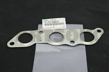 1717346051 Genuine Toyota GASKET, EXHAUST MANIFOLD TO HEAD 17173-46051