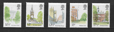 1980 GB. - London Landmarks - Complete Set - Mint and Never Hinged.