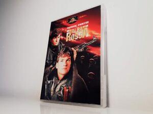 DVD ALBA ROSSA Patrick Swayze Charlie Sheen Lea Thompson STAMPA MGM
