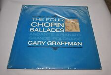 Gary Graffman (VICS-1077) The Four Chopin Ballades  1959