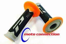 PRO GRIP TRI-COMPOUND GRIPS 788 ORANGE-BLK KTM EXC 125 250 300 EXCF 250/350/450
