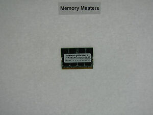1GB  PC2700 DDR MicroDIMM Memory for Panasonic ToughBook