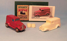 SMC-610 1936 Chevy Panel Truck  HO-1/87th Scale White Resin Kit  (unfinished)