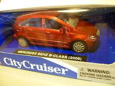 MERCEDES CLASS B ROUGE de 2006  ~  NEUF