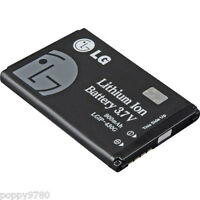 3.7V Lithium Ion Battery LGIP-430G 900mAh FOR LG Shine CU720 AT&T Cell phone