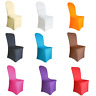 Chair Covers Spandex Lycra Wedding Banquet Anniversary Party Décor Hotel