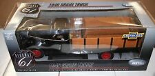1946 Chevrolet Diecast Grain Truck Black BY HIGHWAY 61 1/16 Scale BRAND NEW RARE