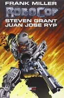 Frank Miller Robocop Livre Magic Press Edizioni