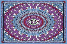 "Grateful Dead ""Dancing Bear"" 60 x 90 Purple Tapestry - FREE SHIPPING"