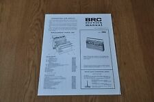 HMV 2165 Transistor Radio BRC Service Manual