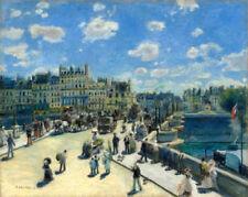 Dealer or Reseller Listed Pierre-Auguste Renoir Landscape Art