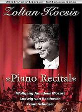 Zoltán Kocsis - Piano Recital DVD
