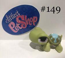 Authentic Littlest Pet Shop - Hasbro LPS - TURTLE #149