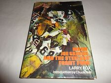 Hardcover Book Mean Joe greene and the Steelers' Front Four by Larry Fox 1975