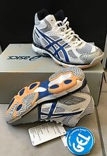 FW17 ASICS FIPAV ITALIA PALLAVOLO SCARPE JR 33,5 GEL BEYOND MT SHOES C231N-0142