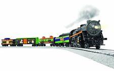 NIB Lionel Peanuts Hallowen O-Gauge Train Set  w/ Remote Control & Sound 6-30214
