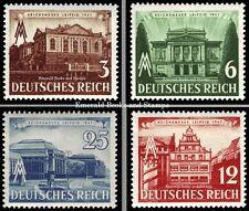 EBS Germany 1941 Leipzig Spring Fair - Leipziger Messe - Michel 764-767 MNH**