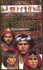 Children of the Lion by Peter Danielson-First Printing-1980-First in the Series